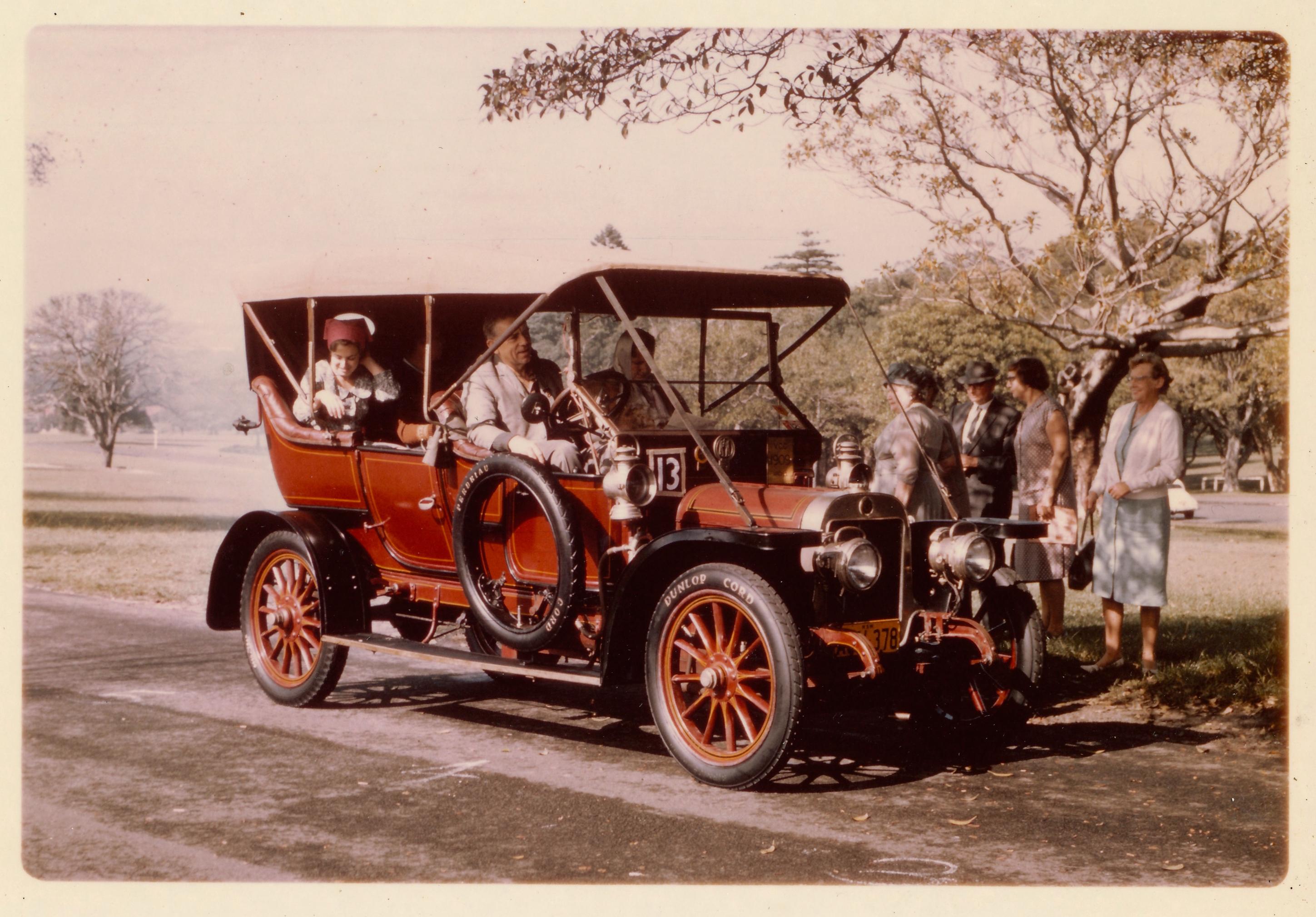 1911 Argyll