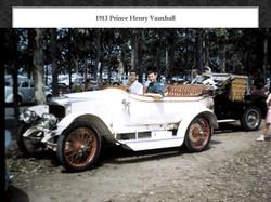 1913 Prince Henry Vauxhaull