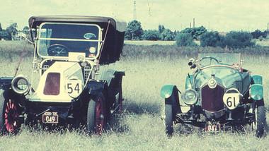 1912 Franklin       1912 Crossley
