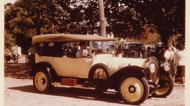 1914 Delaunay Belleville