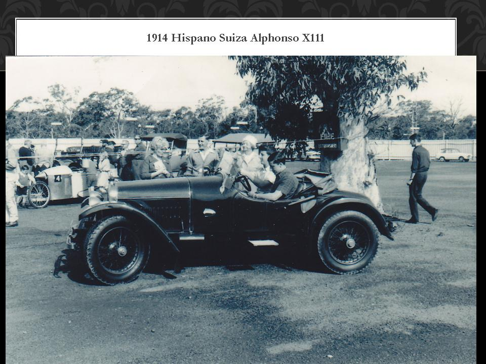 1914 Hispano Suiza
