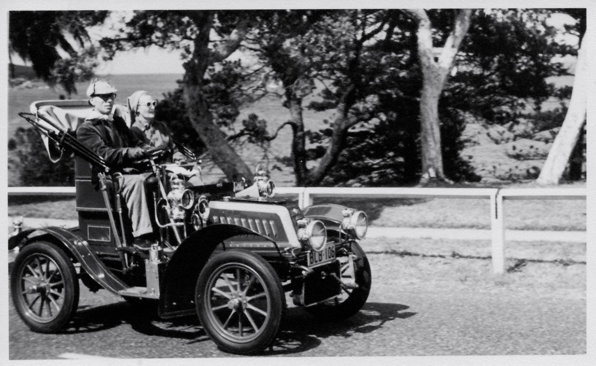 #2 1903 De Dion Bouton