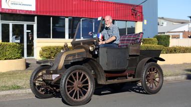 1908 Renault AX