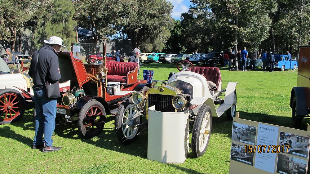 1908 Renault, 1909 Delage