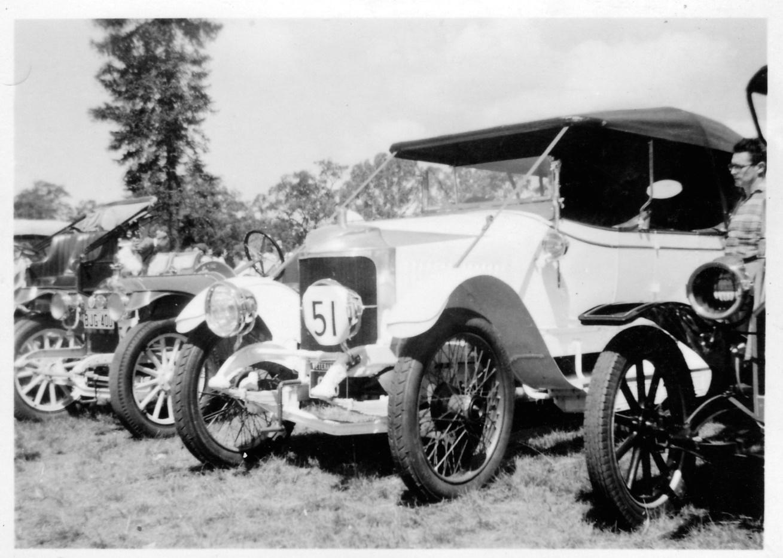 1913 Vauxhall - Prince Henry