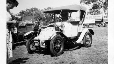 1915 Clement Bayard