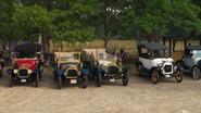 15 veterans at Cooranbong Park