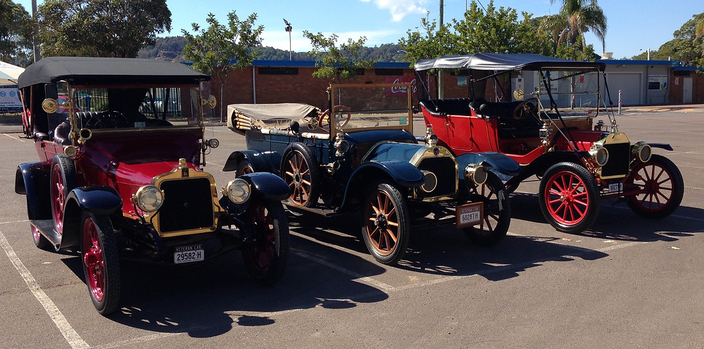 Talbot, F.N & Model T at Speers Point