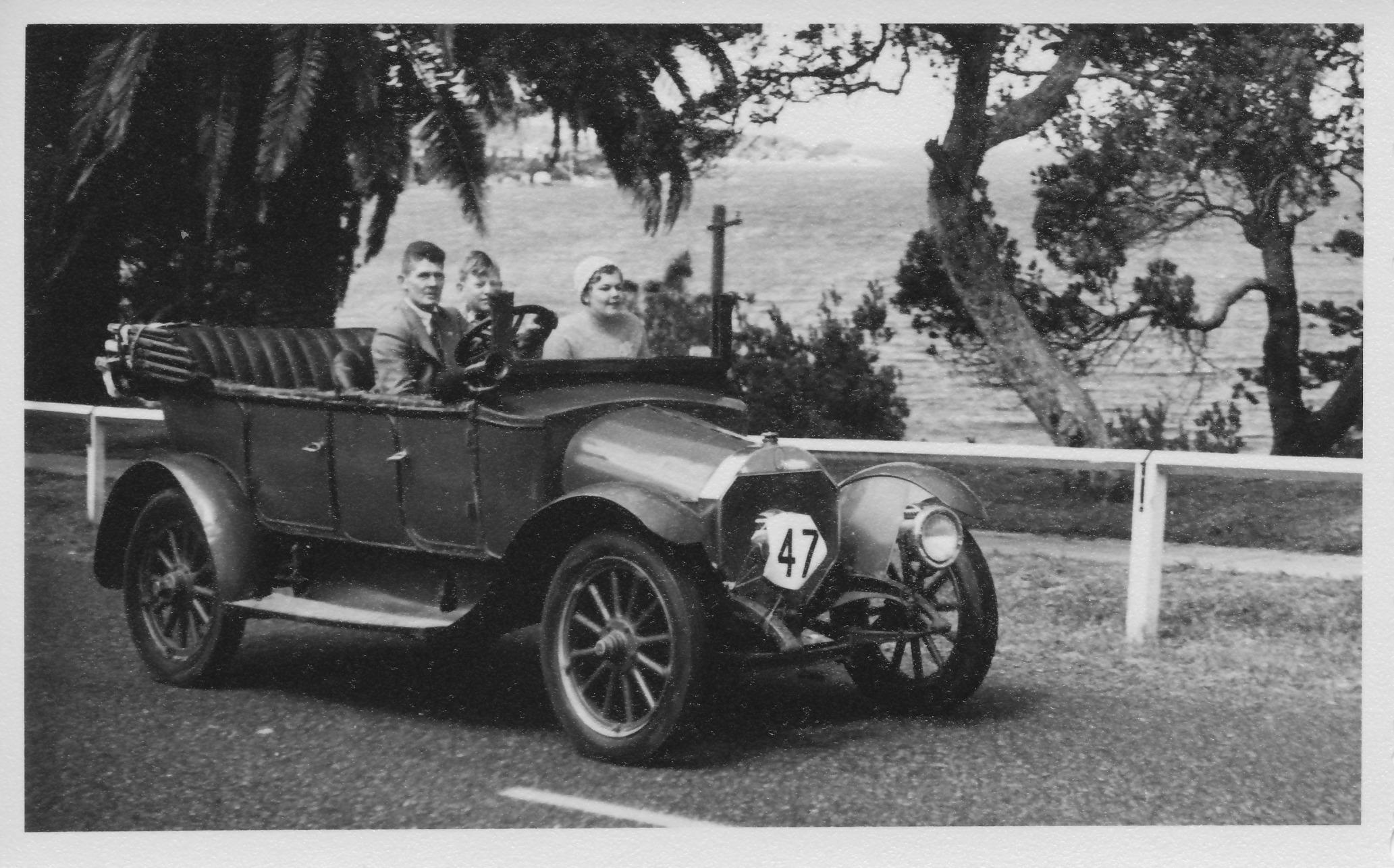 #47 1908 B.S.A.