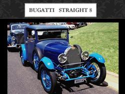 Bugatti Straight 8
