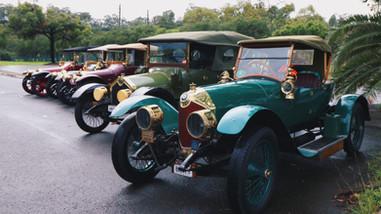 1913 Crossley