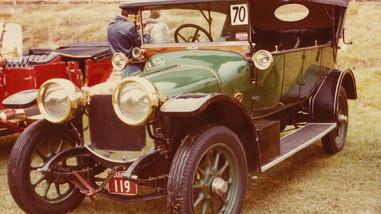 1914 Sunbeam