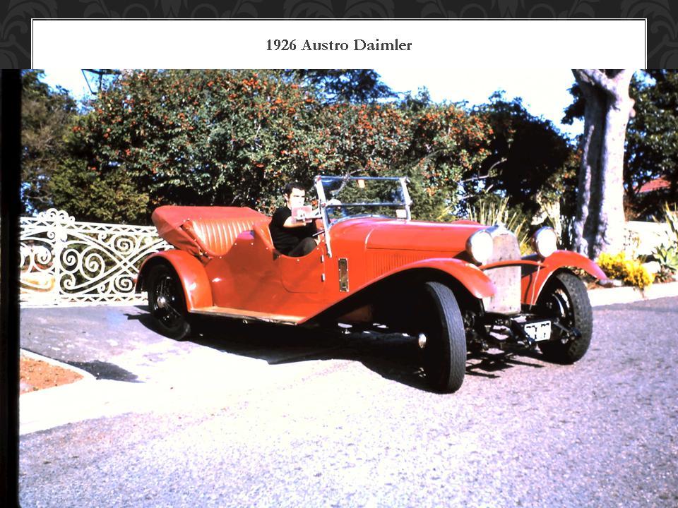 1926 Austro Daimer