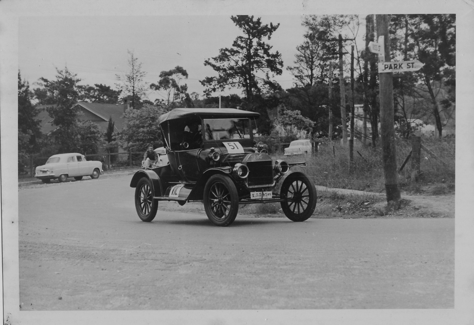 #51 Model T Ford