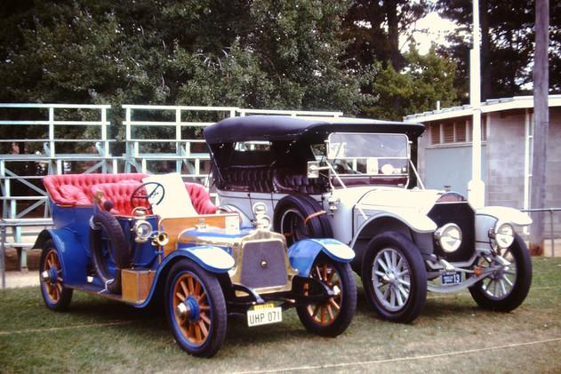 1910 Talbot  & 1913 Pierce Arrow .JPG