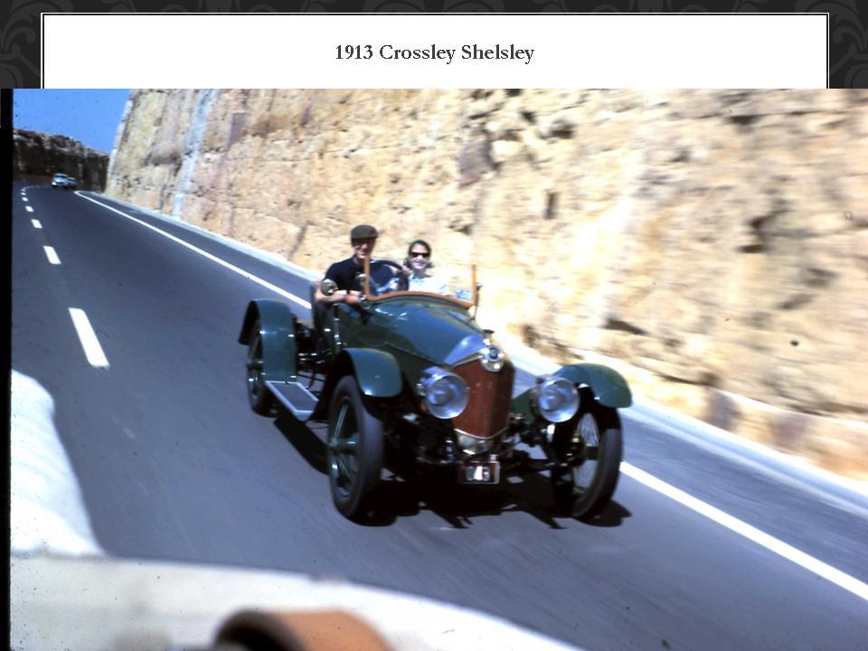 1914 Crossley