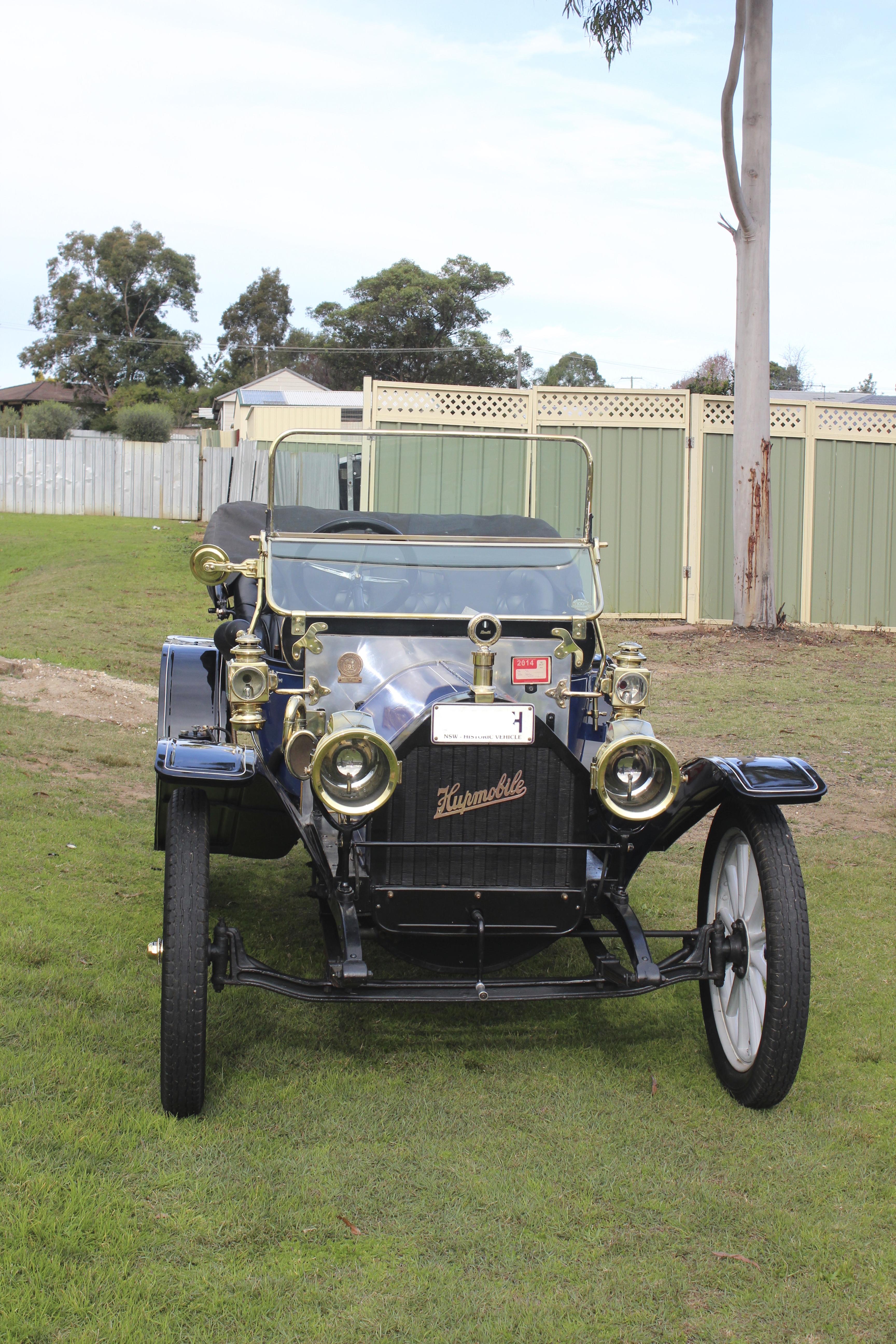 1912 Hupmobile