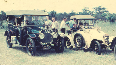1914 Delahaye    1912 Calthorpe