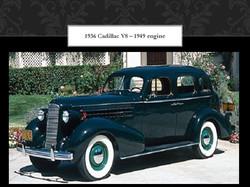 1936 Cadillac V8
