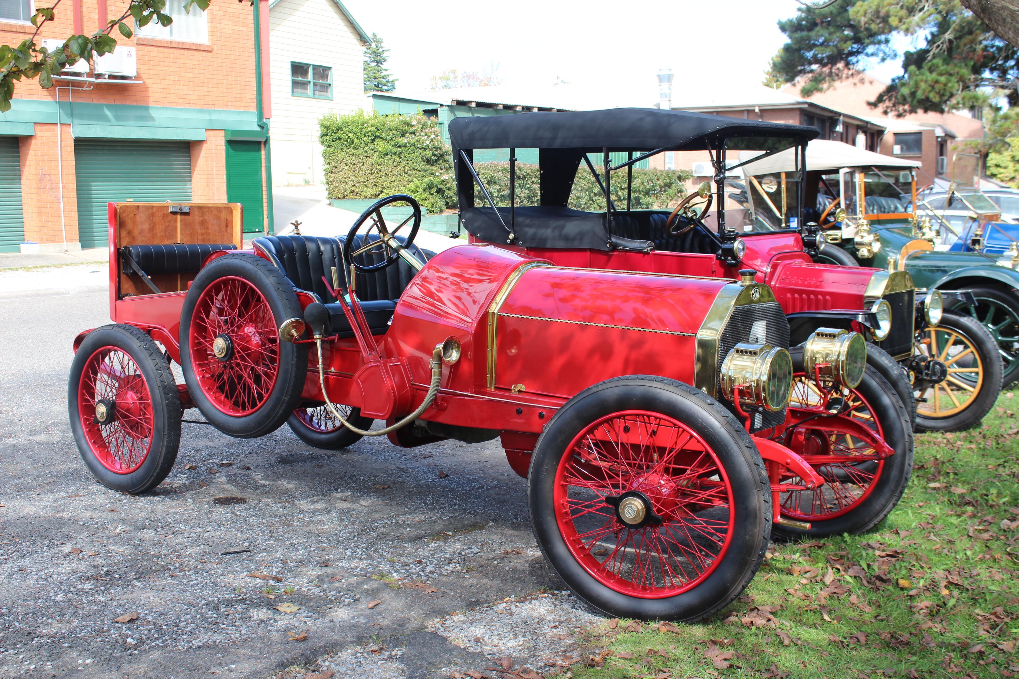 1909 S.C.A.T.