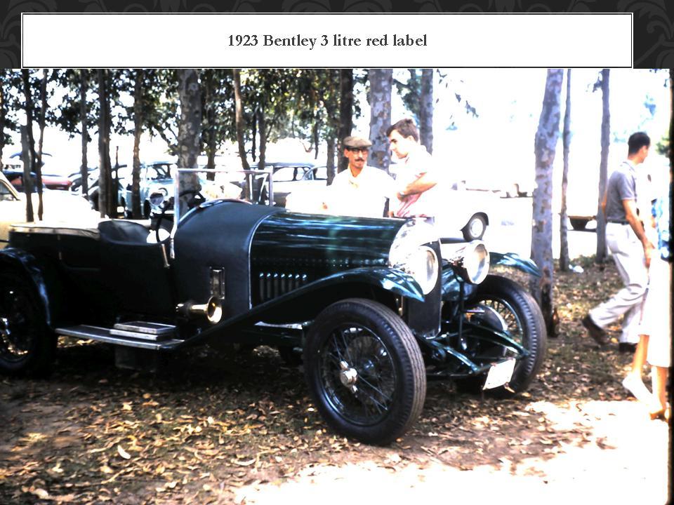 1923 Bentley
