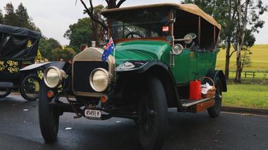 1914 Wolseley Tourer