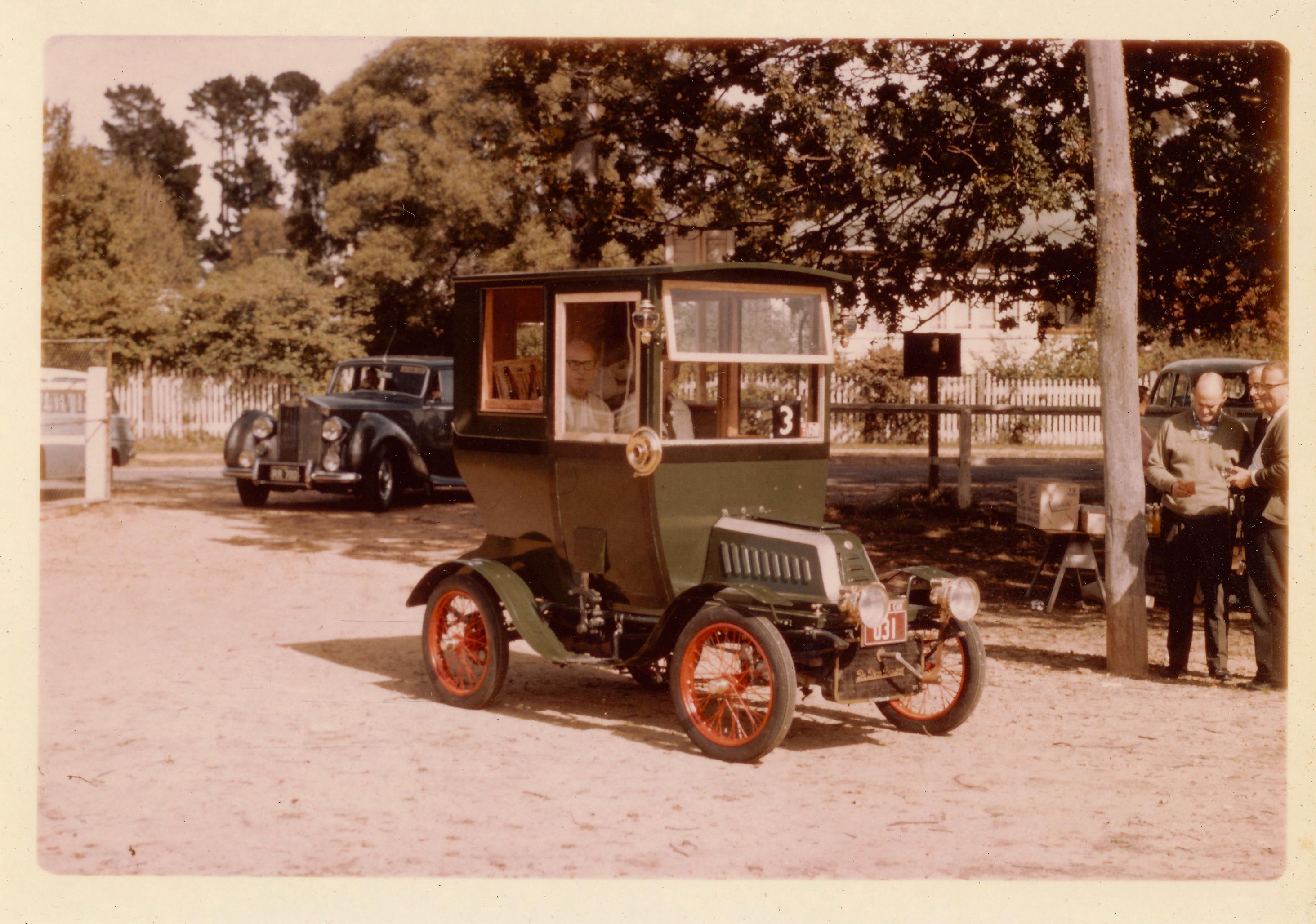1906 De Dion Bouton