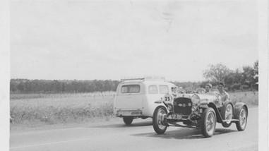1912 Vauxhall Prince Henry Racer
