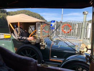 Sydney North Breakfast Outing - Berowra Waters, Sunday 2nd May 2021