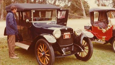 1916 Hupmobile