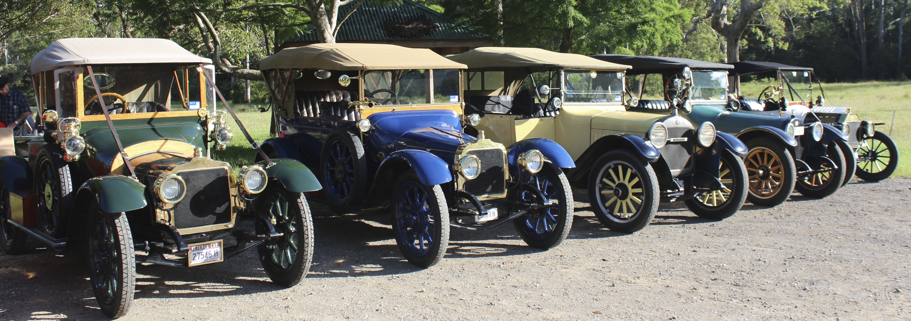 Talbot x 2, 1916 Hupmobile