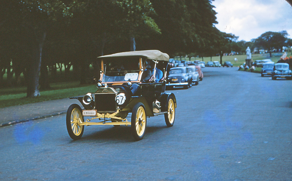#67 1914 Model T Ford