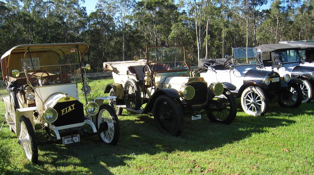 F.I.A.T, Vauxhall, Buick