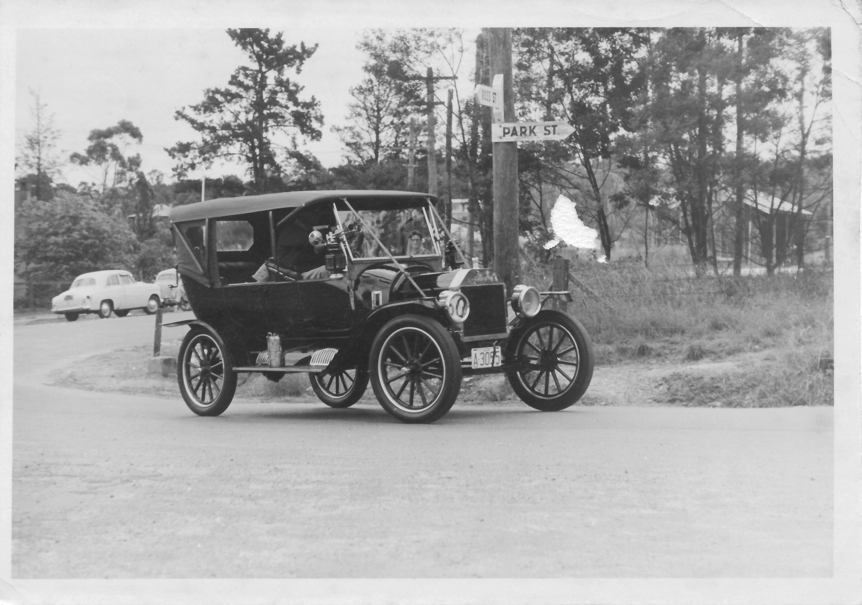 #60 1912 Model T Ford