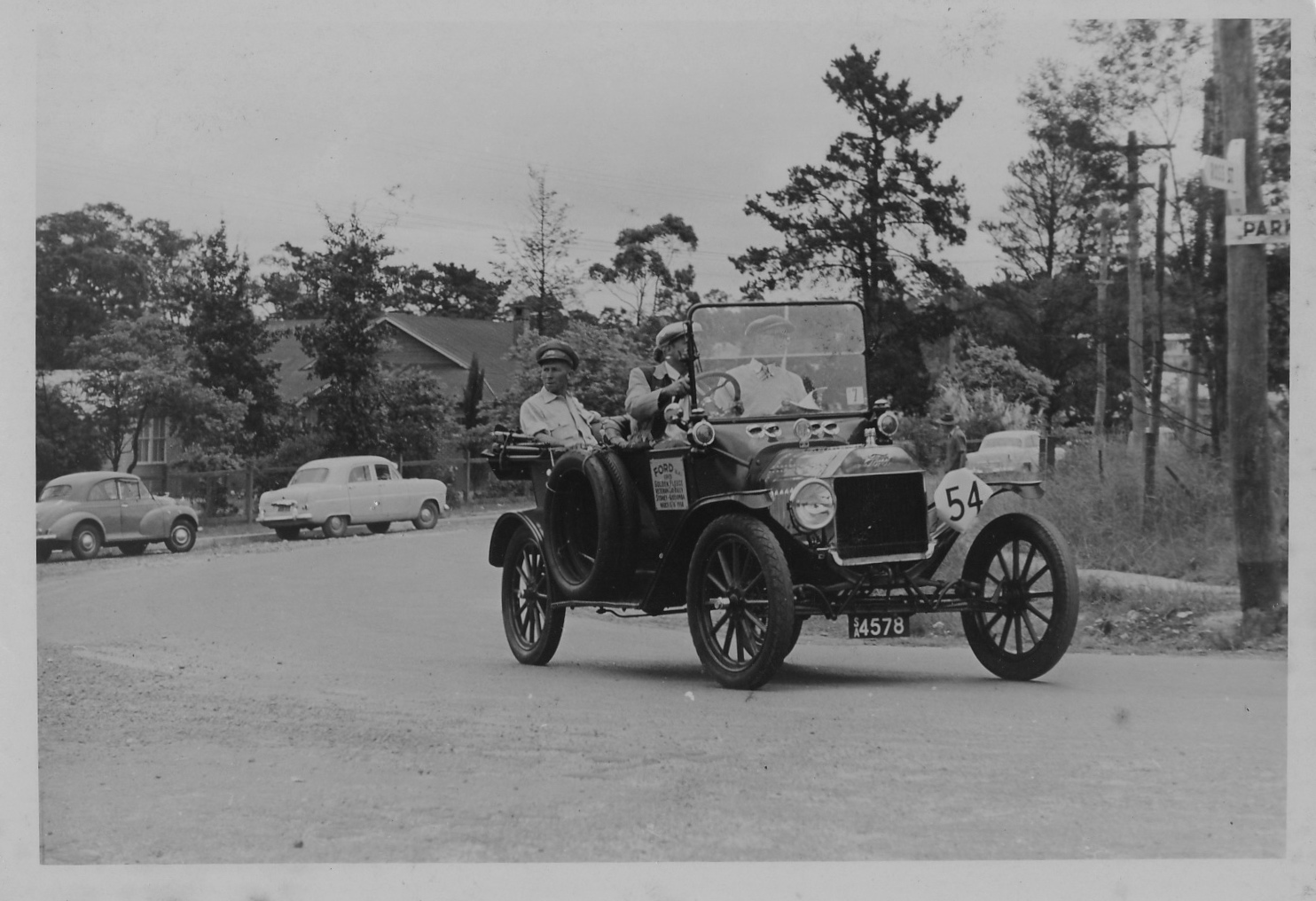 #54 1915 Model T Ford
