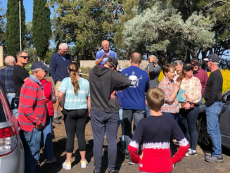 Rathmines  Catalina Memorial Park visit
