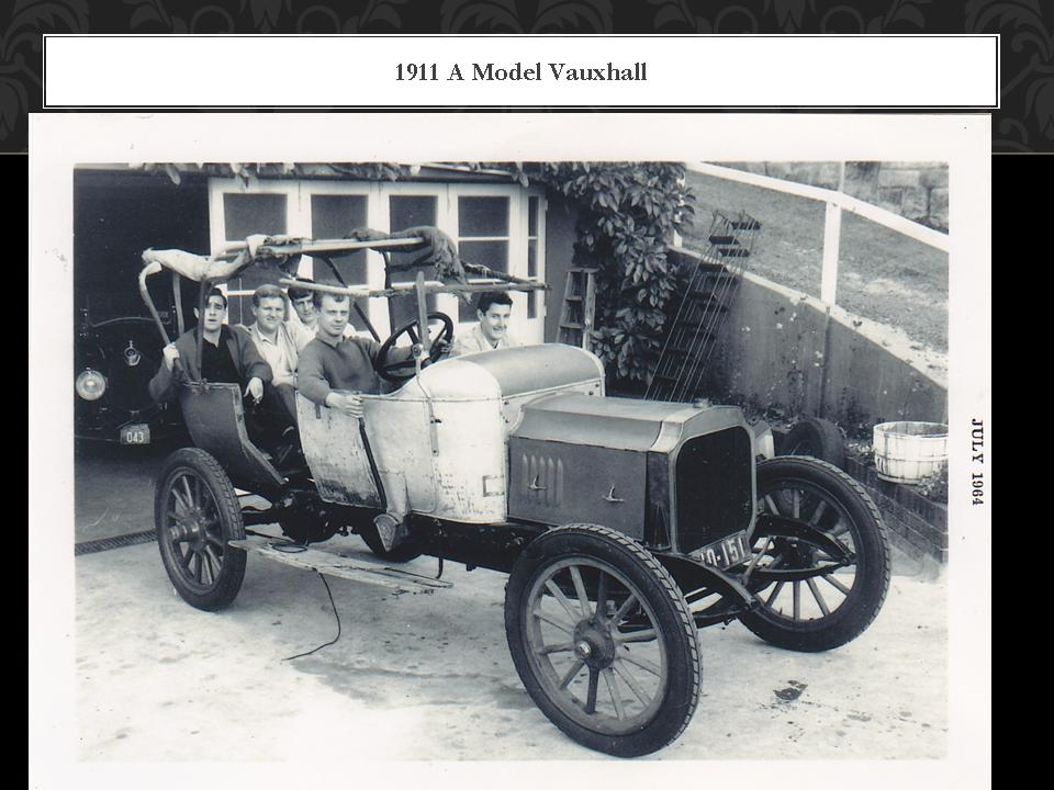1911 Vauxhaull