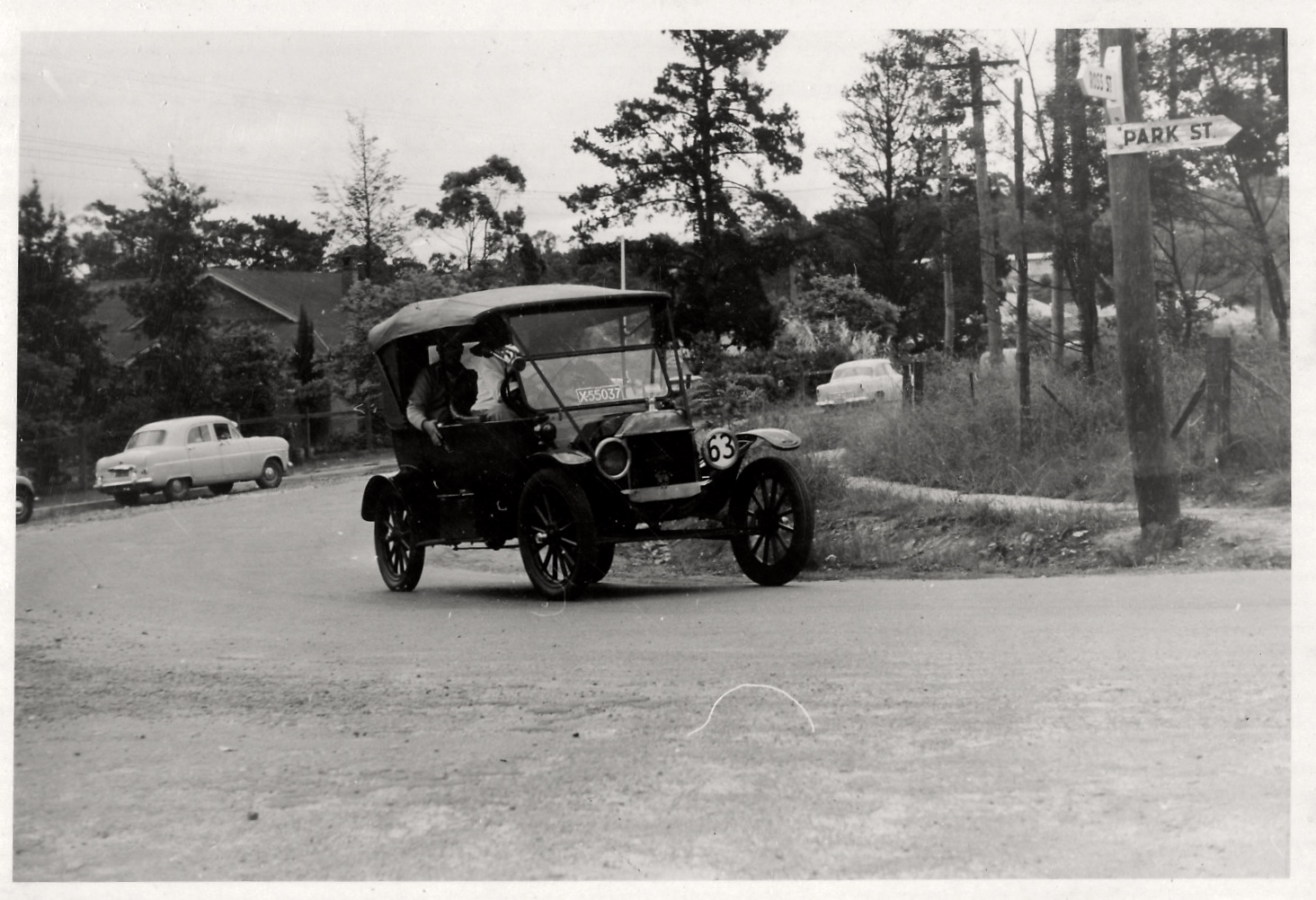 #63 1912 Model T Ford