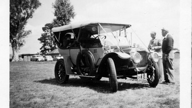 1908 Panhard Levasssor