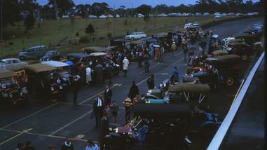 Cars at Catalina Park