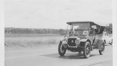 1908 Panhard Levassor