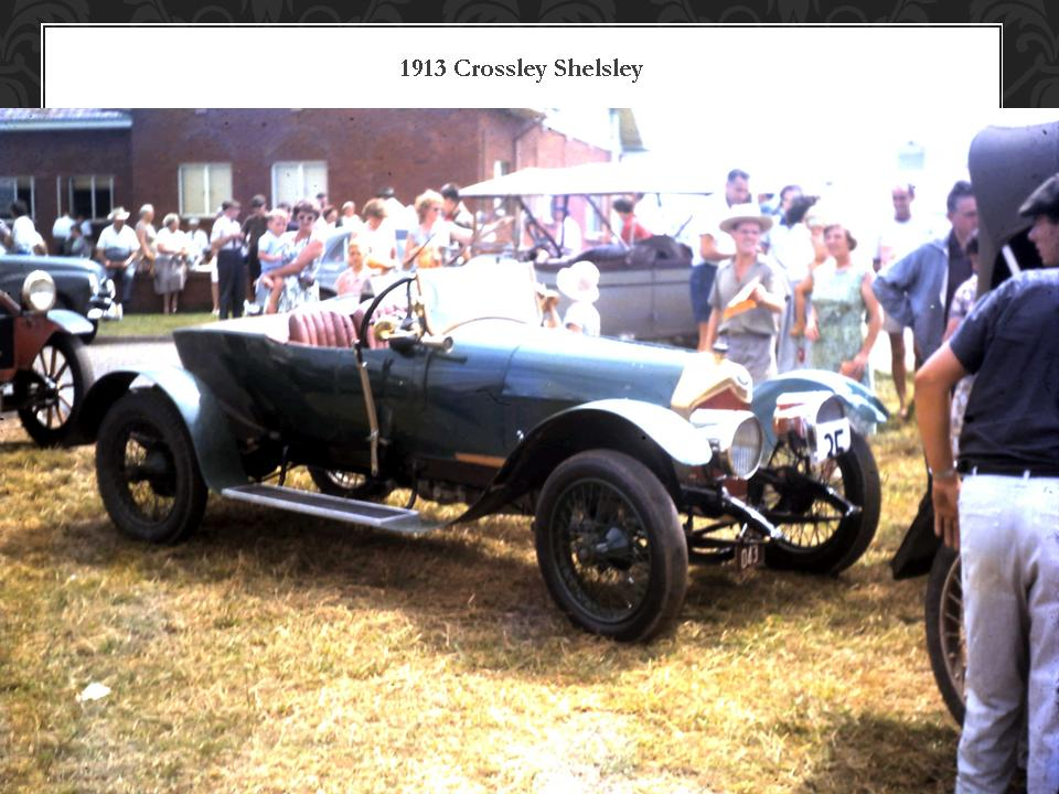 1914  Crossley Shelsley