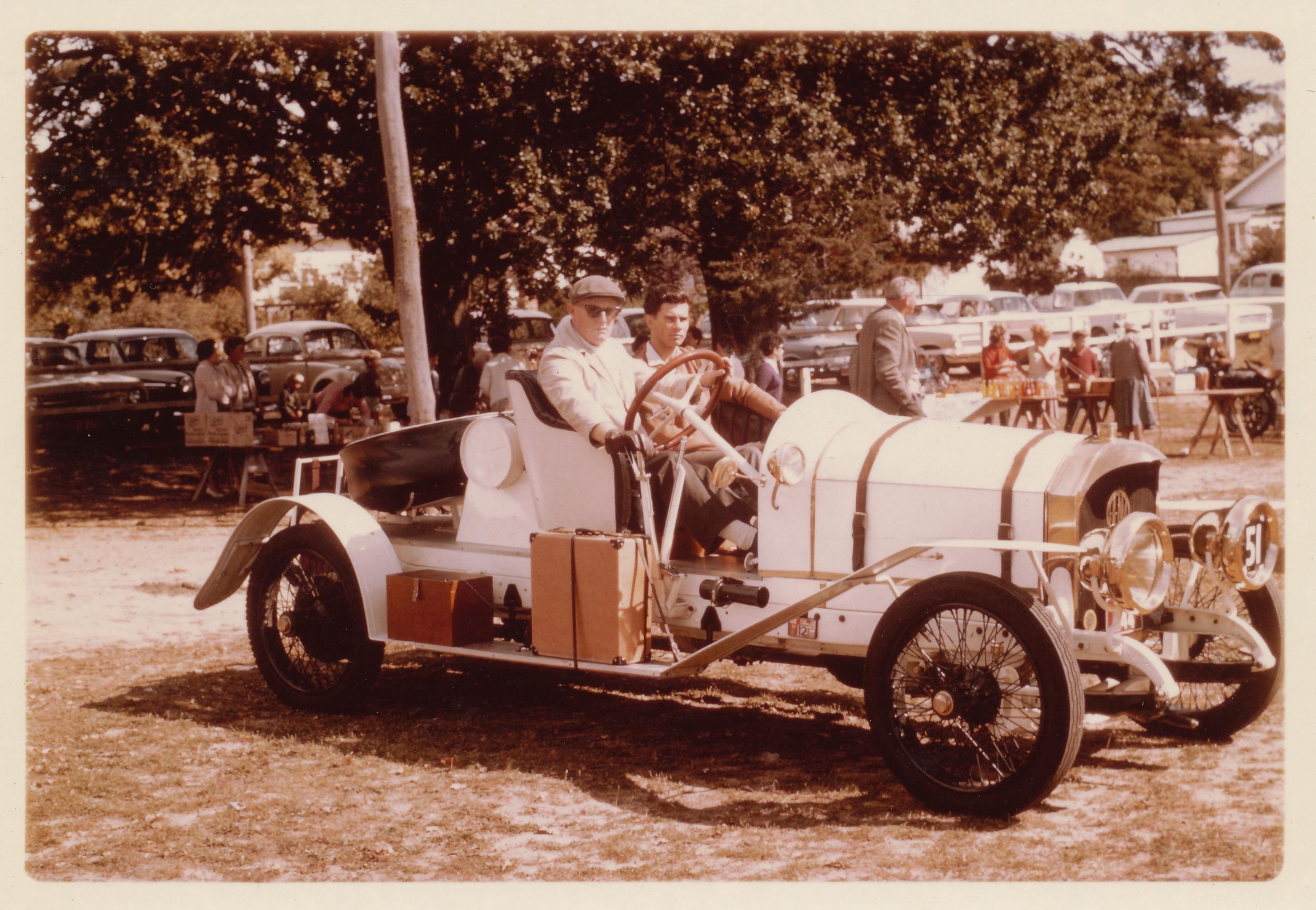 1913 Benz