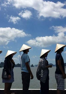 越南河內員工旅行