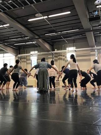 雲門舞集訓練課程