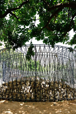 鋼筋環 實構築