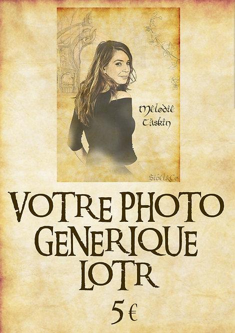 Votre photo générique Lotr