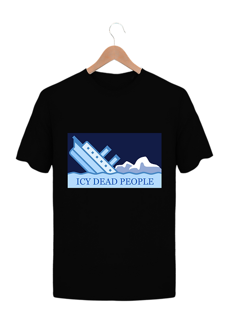 T-shirt Icy Dead People