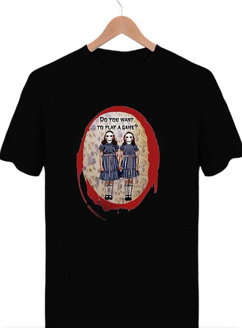 T-shirt FanArt Shining Saw