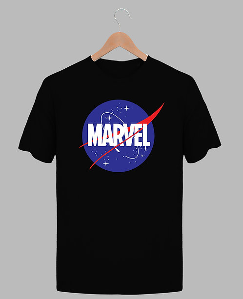 T-shirt Nasa Marvel
